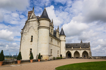 Castle of Amboise - France