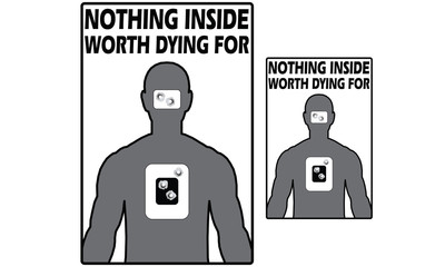 Nothing Inside Worth Dying For