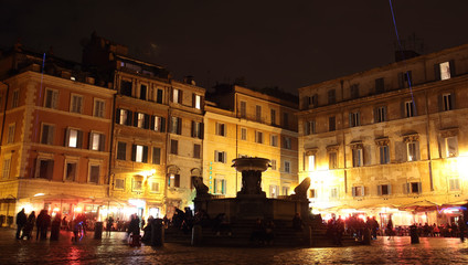 Trastevere at Night