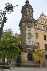 Tor am Residenzschloß-III-Dresden