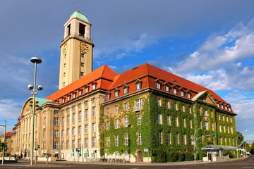 Spandau Town Hall, Berlin, Germany