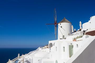 Windmühle auf Oia