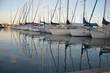 Bateau voilier plaisance reflet eau