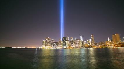 memorial day manhattan 4k tima lapse from september 11 new york