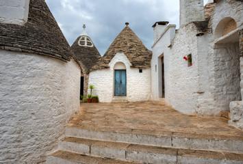 "Antique italian house ""Trulli"""