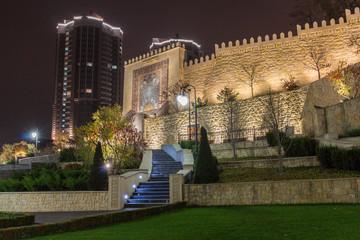Heydar Aliyev park, Kiev