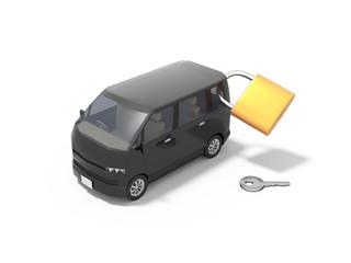 自動車盗難防止