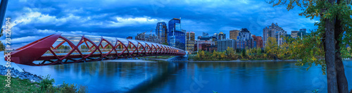 Foto op Plexiglas Canada Peace Bridge
