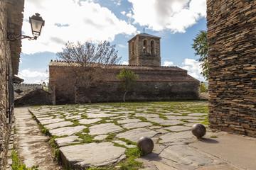 Church of Campillo de Ranas, Guadalajara, Spain