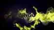 Bingo 3D Gold Text