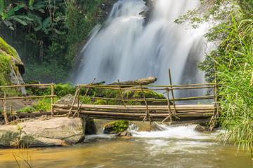 Pa Dok Seaw waterfall, Inthanon mountain