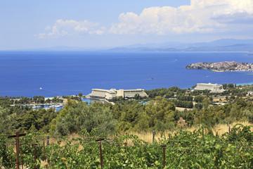Resort of Porto Carras.