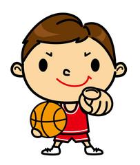 SD男性 バスケットボール