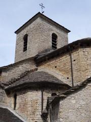 Eglise La Malène. Tarn