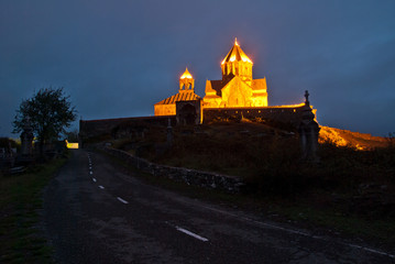 Evening Gandzasar