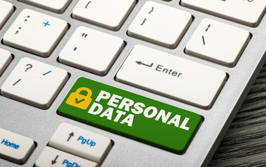 personal data security