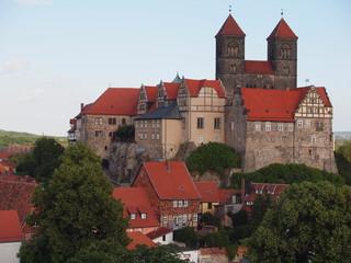 Burg von Quedlinburg