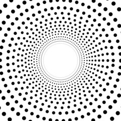 Hypnotic Concentric Points 02
