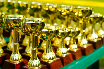 prize cups