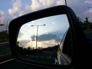 동물모양 구름