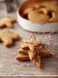 Gingerbread cookies to give as a gift