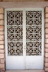 Iron Work Church Door