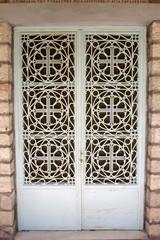 Iron Church Door