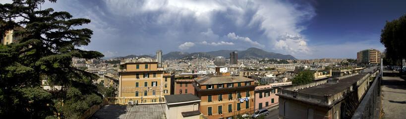 Genova, Panorama