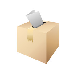 box for vote,election day