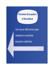 Constat Européen d'Accident