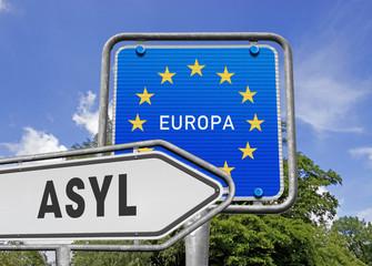 Zufluchtsort Europa