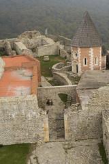 medvedgrad - old city above zagreb