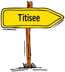 Schwarzwald - Titiee, Deutschland