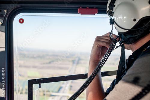 Papiers peints Hélicoptère Hubschrauber Rettungshubschrauber