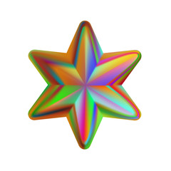 étoile roudoudou