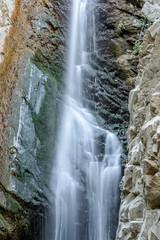 Waterfalls on the Rock.