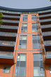 roleta: Modern apartment building. Portsmouth. England