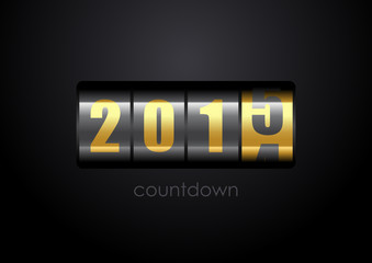 Countdown for 2015