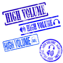 High Volume Stamps