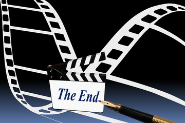 Movie - The End - Cinema