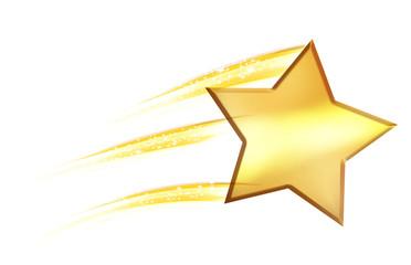 Fliegender Stern