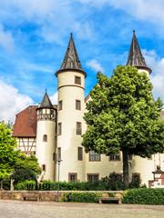 Spessart Museum und Schneewittchen - Schloss in Lohr am Main