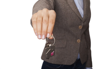 evimin anahtarları