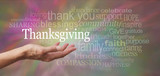 Thanksgiving in the palm of your hand