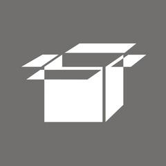 Icono box perspectiva FO