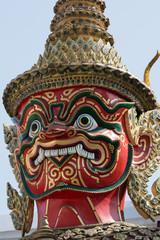 Tempelwächter, Bangkok