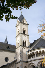 Kirche St. Florin, Koblenz, Deutschland
