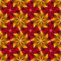 Vintage tiles seamless pattern.
