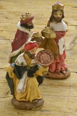 Pound sterling incense and myrrh