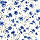 Blue flowers 9